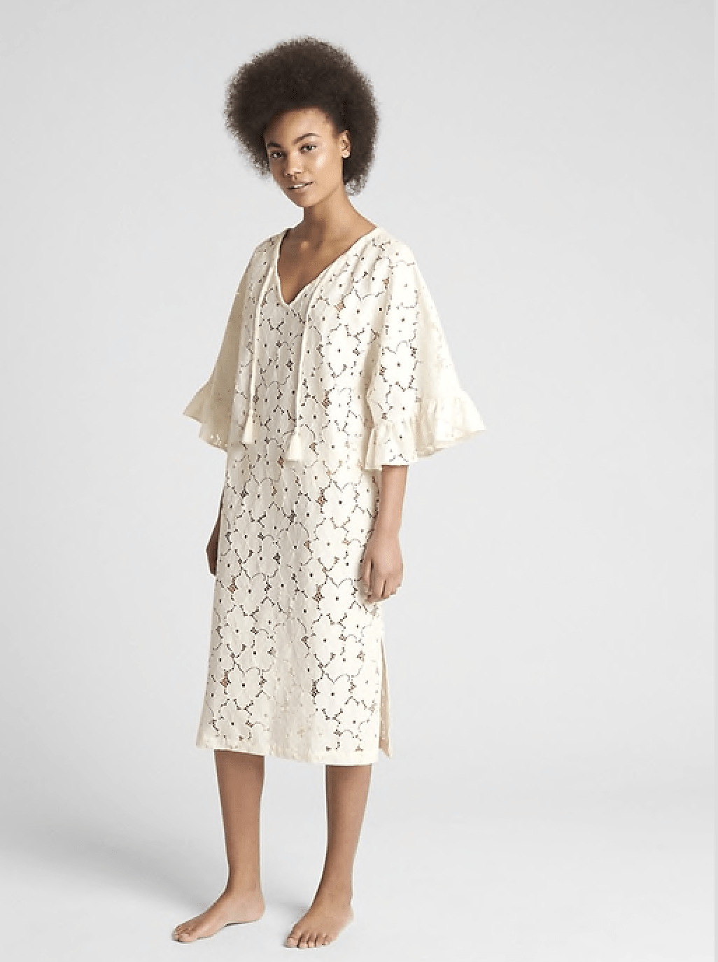Gap Dreamwell Eyelet Nightgown