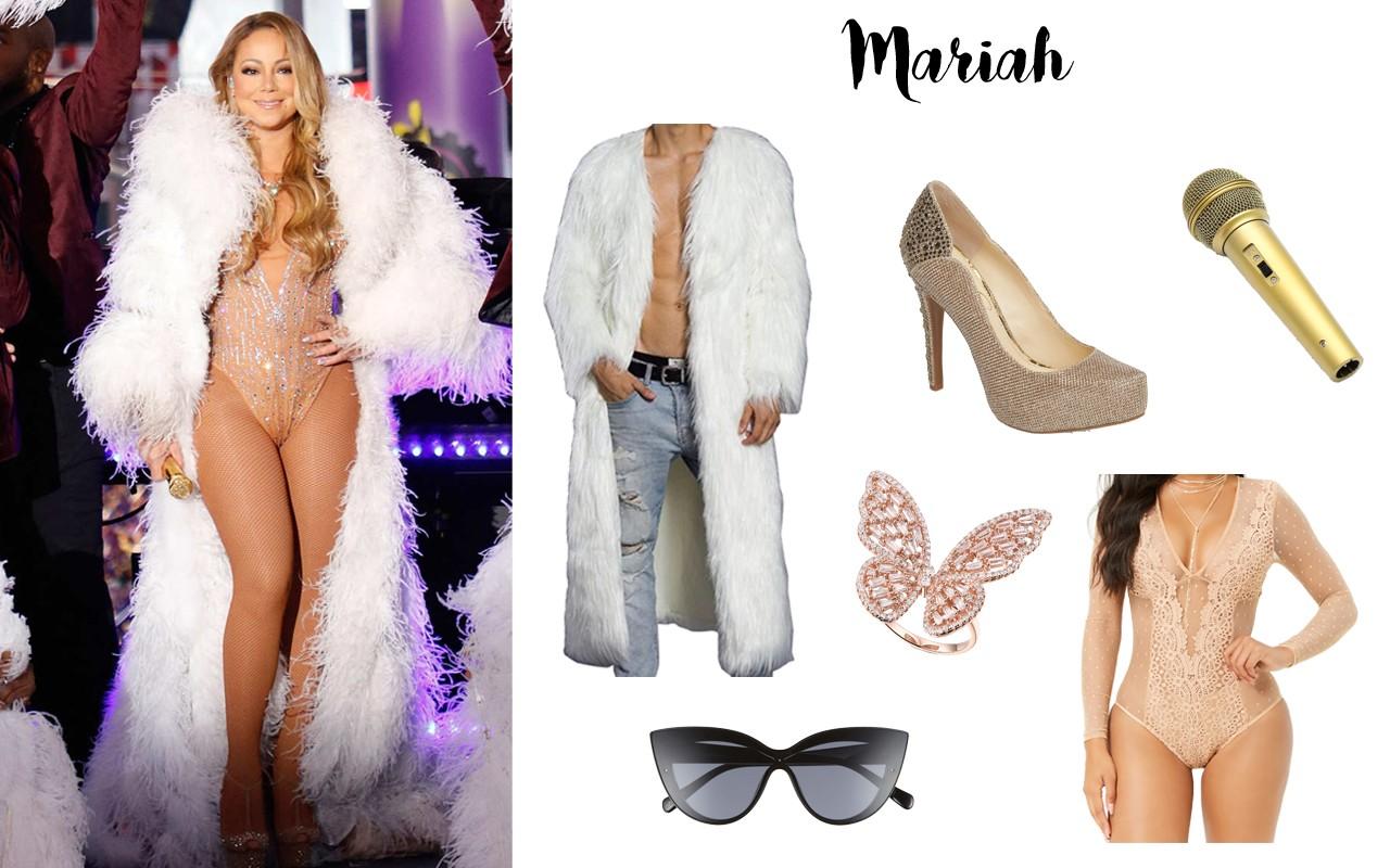 mariah carey halloween costume edit seven