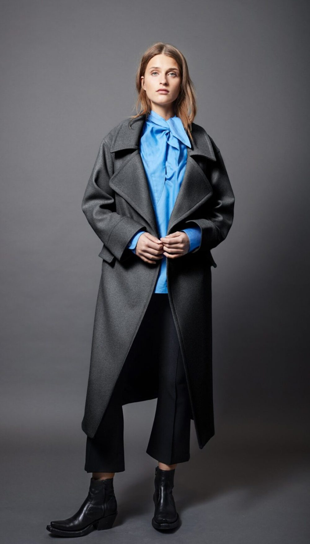 Smythe investment winter coat edit seven
