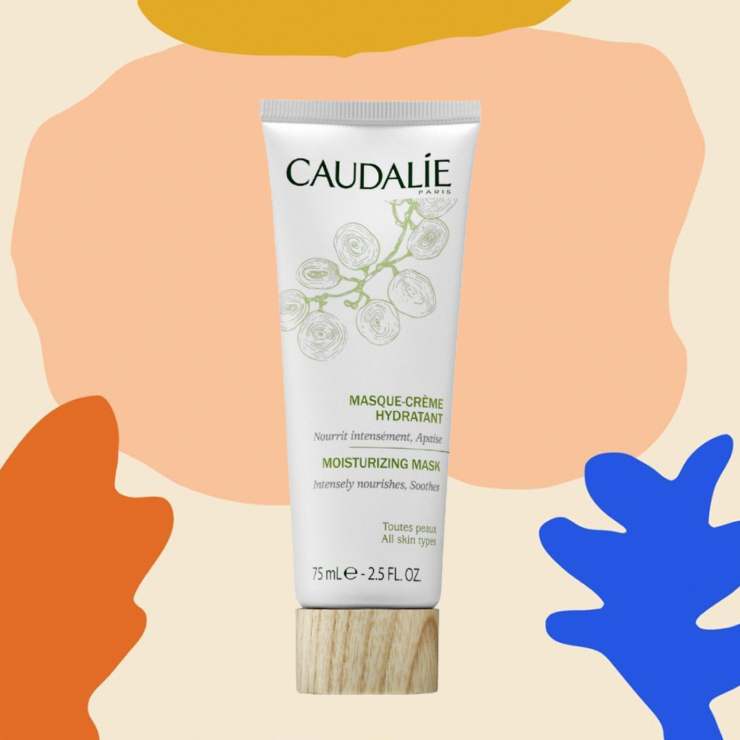 caudalie moisturizing mask edit seven