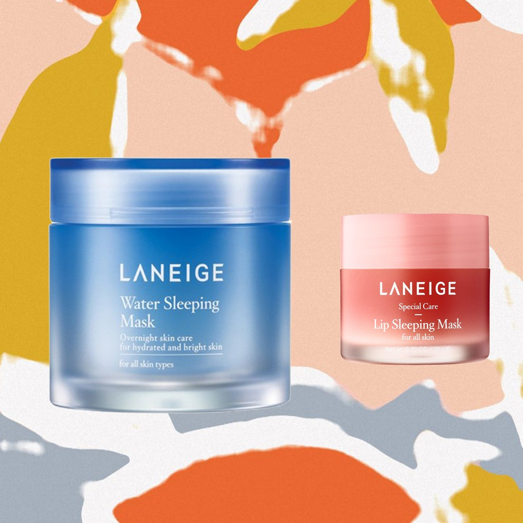 laniege water mask lip mask edit seven