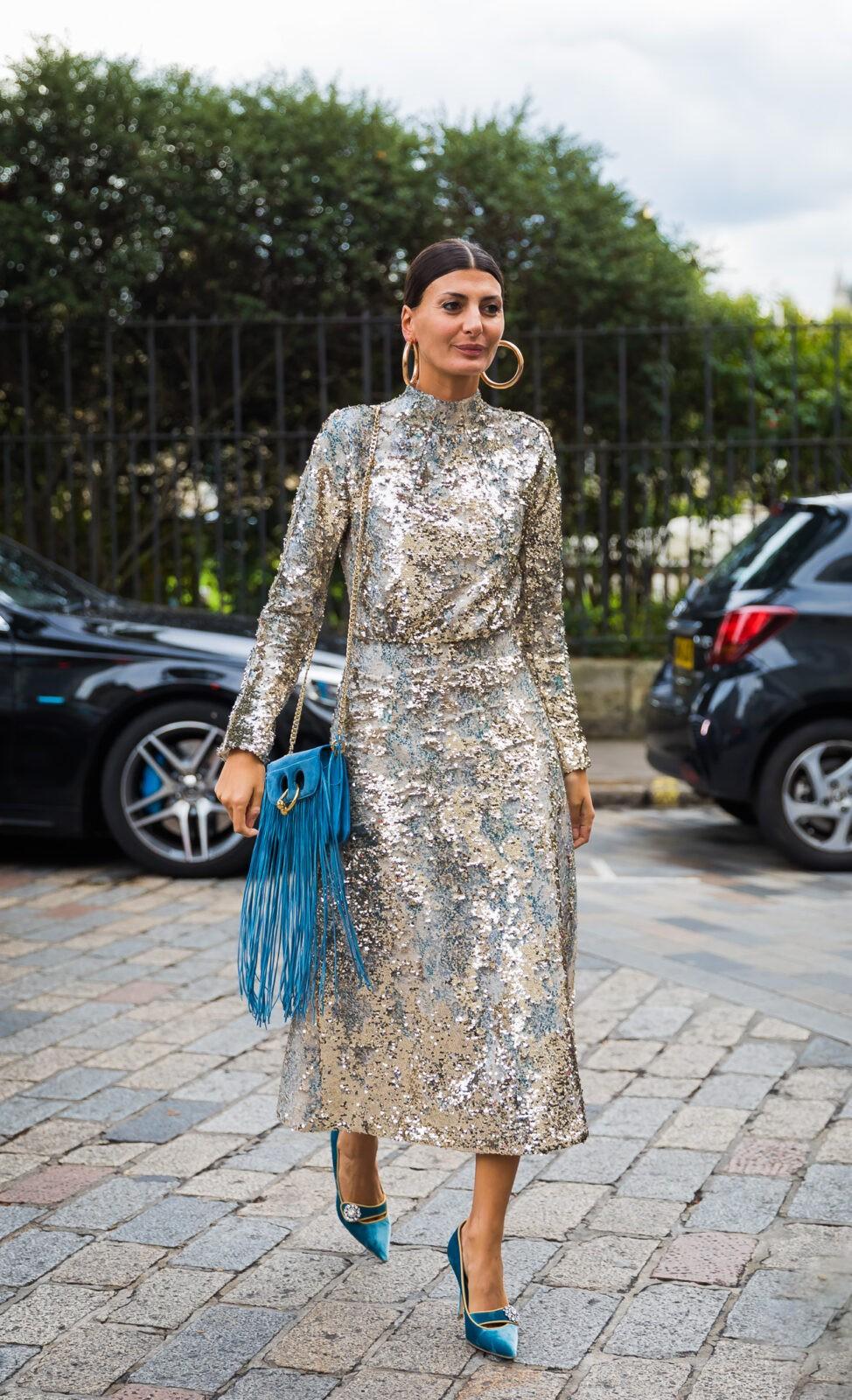 Giovanna Engelbert Battaglia sequin stylebook edit seven
