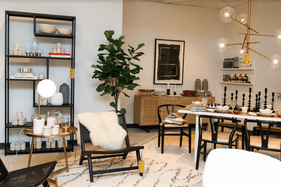 trouvaille holiday pop-up shop toronto