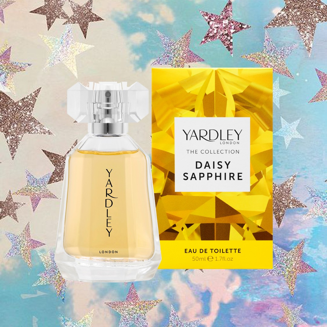 daisy sapphire edit seven yardley collection