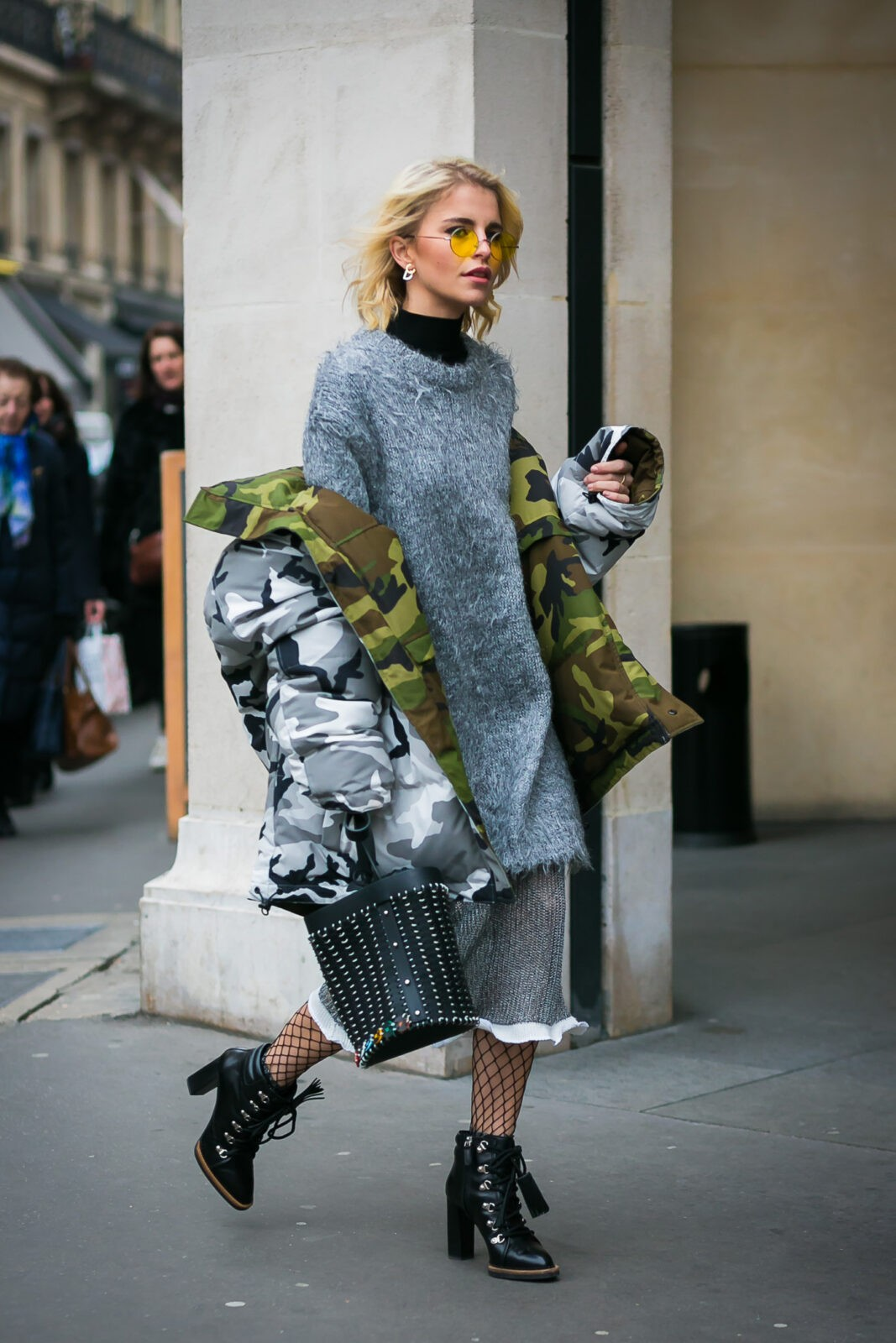 Caroline Daur stylebook edit seven camouflage