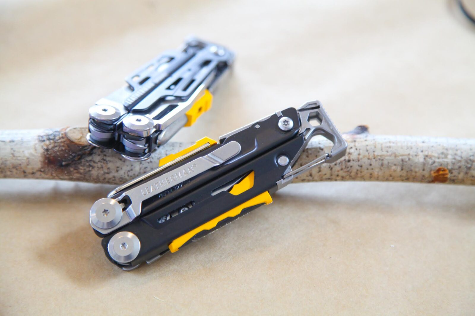 Leatherman Signal edit seven tools editors picks