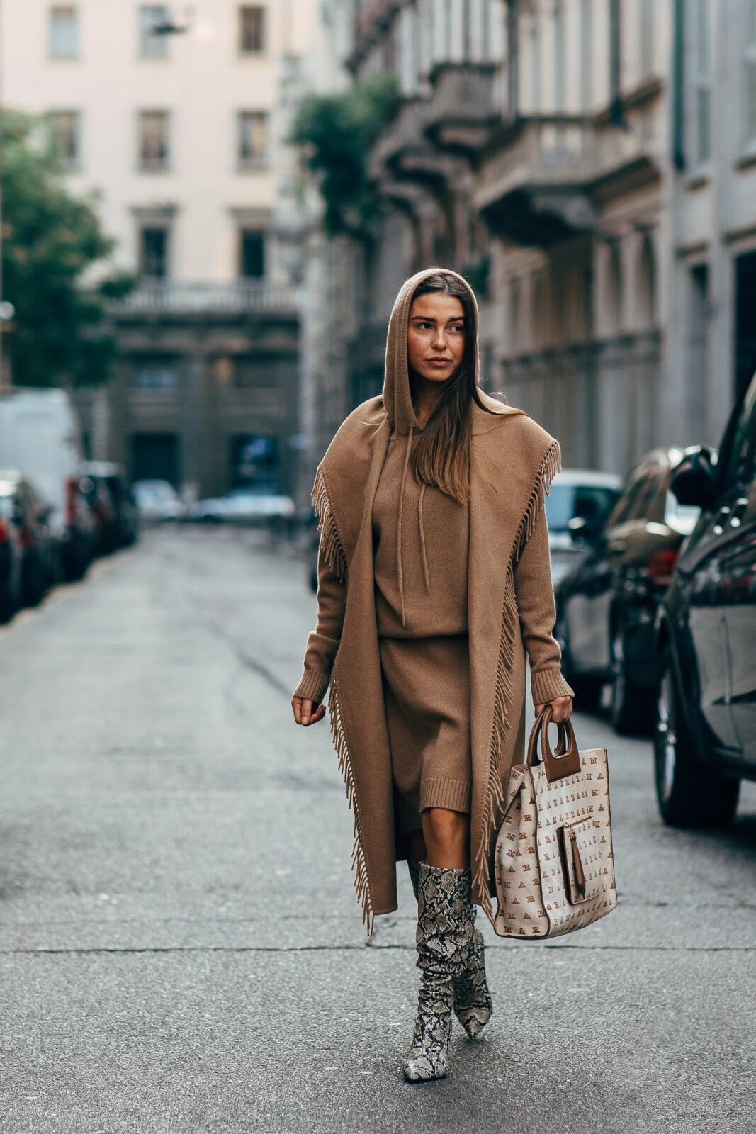 sophia roe edit seven camel coat stylebook january 2019