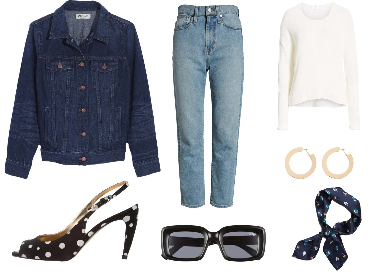 camille charriere edit seven stylebook denim jacket
