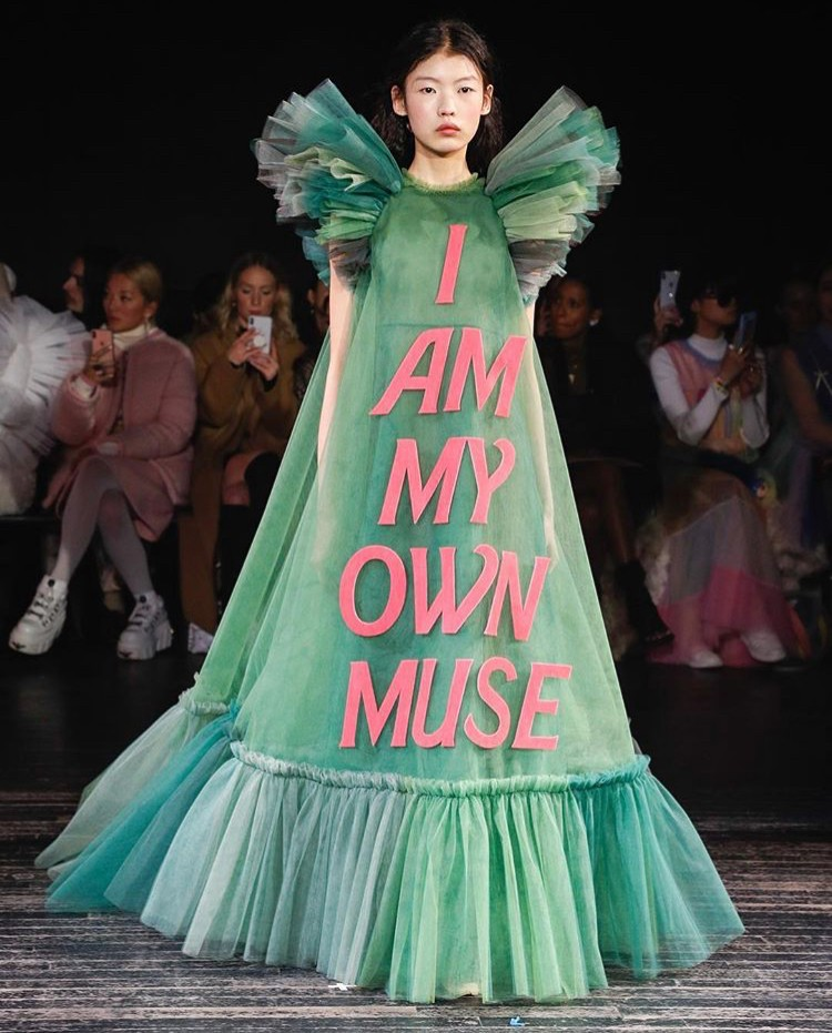 i'm my own muse viktor and rolf edit seven valentines day
