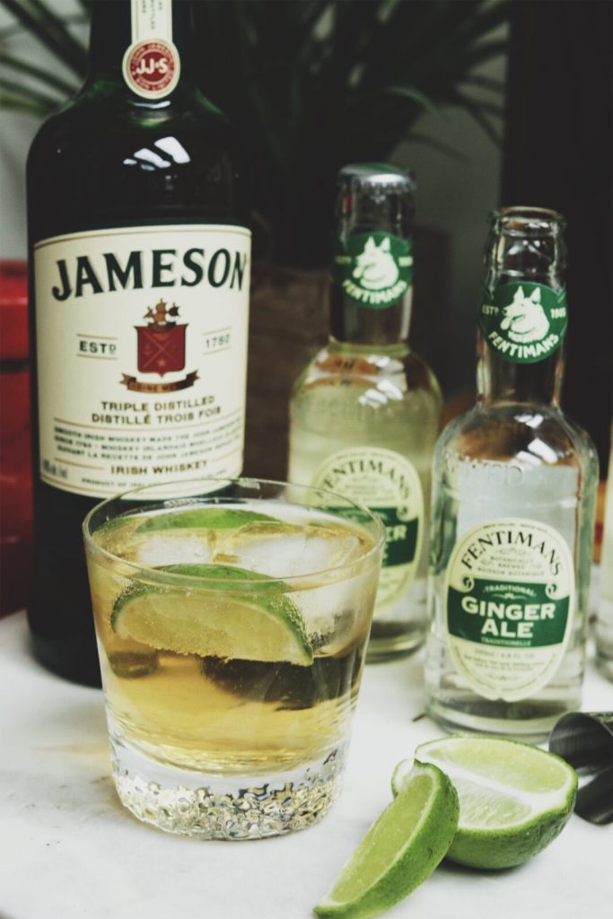 jameson st patrick's day cocktail recipe