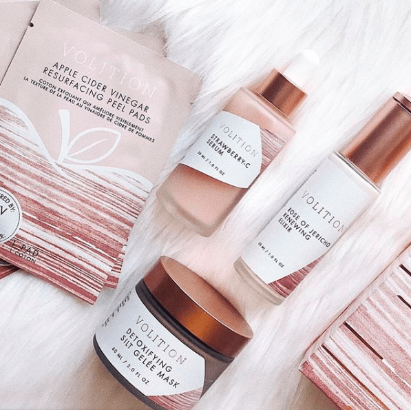 beauty brands that are new to canada - volition beauty
