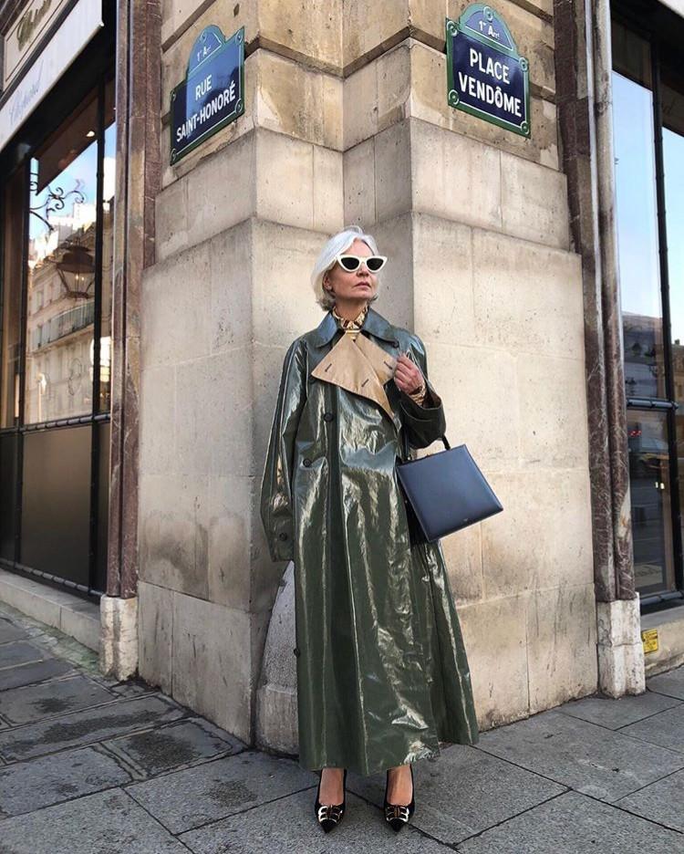 grece ghanem stylebook raincoats editseven