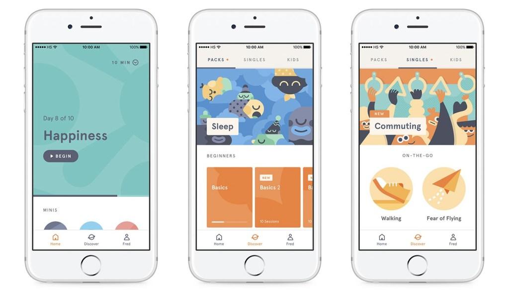 headspace-app-mental-health-apps