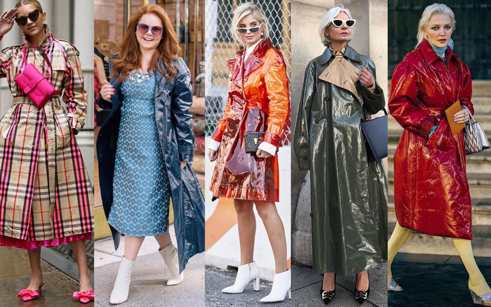 stylebook raincoat editseven