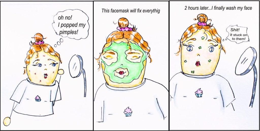 how to be a beauty blob blog