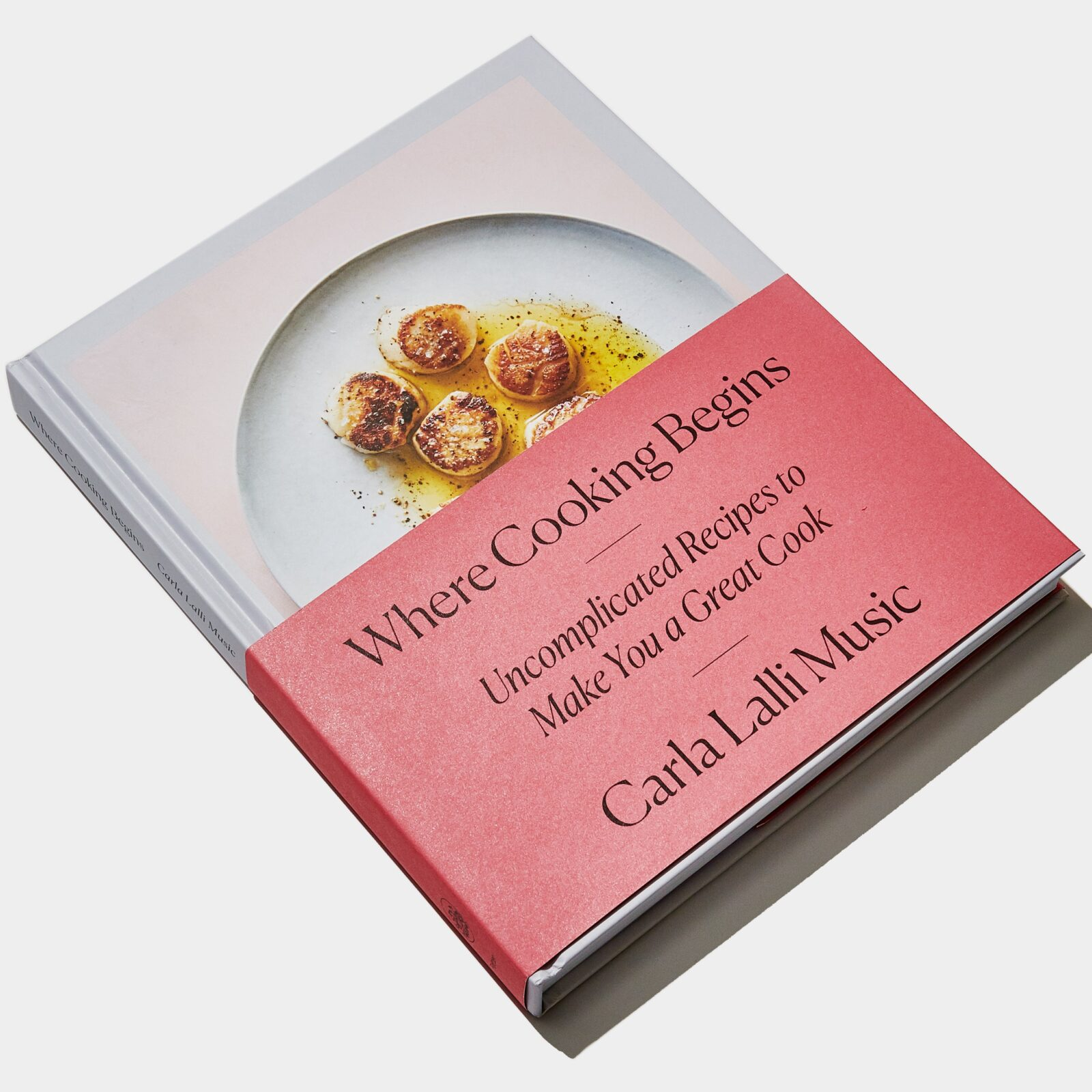 where cooking begins carla lalli music
