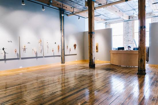 tangled art gallery toronto