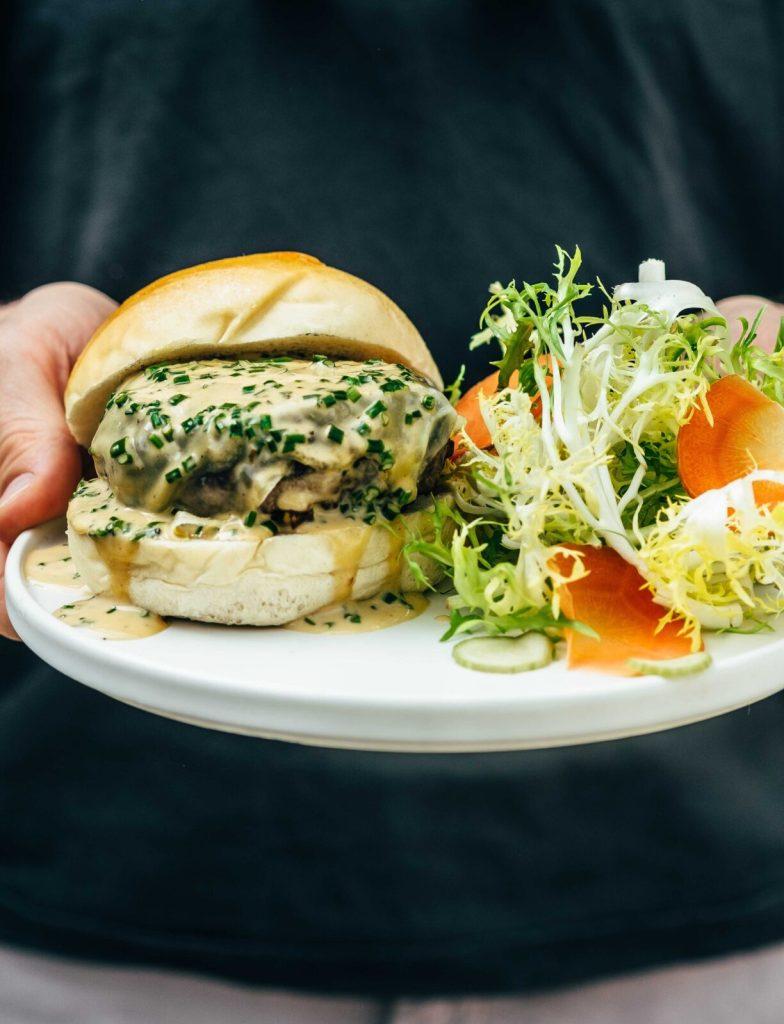 Father's Day Niku Burger Recipe