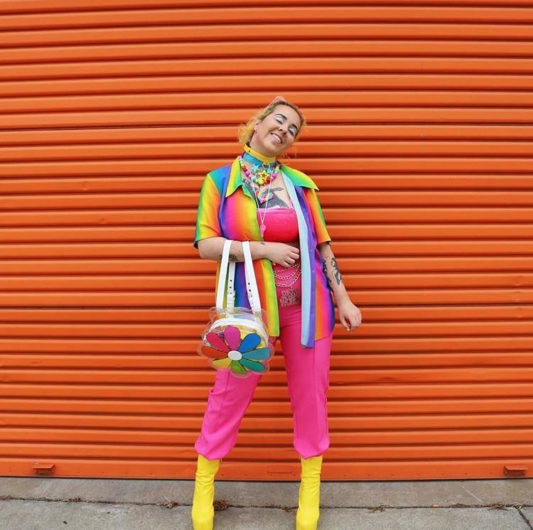 tilly baker rainbow stylebook editseven
