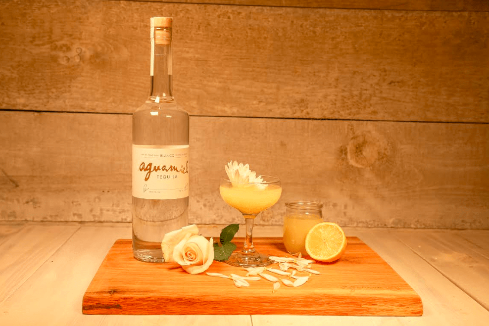 Aguamiel Tequila - Day of The Dead cocktail recipes 1