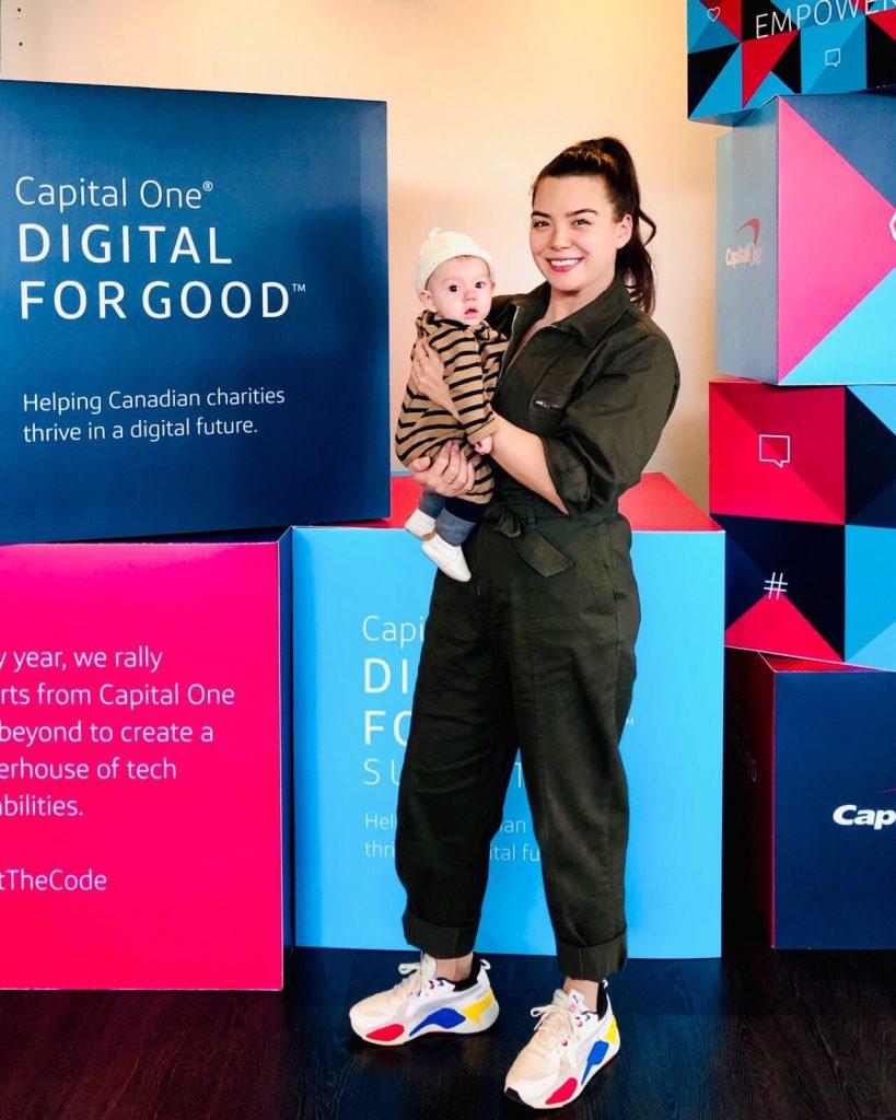 Capital One Digital For Good 2019 - Gracie Carroll
