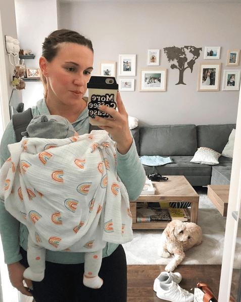 postpartum wellness routine