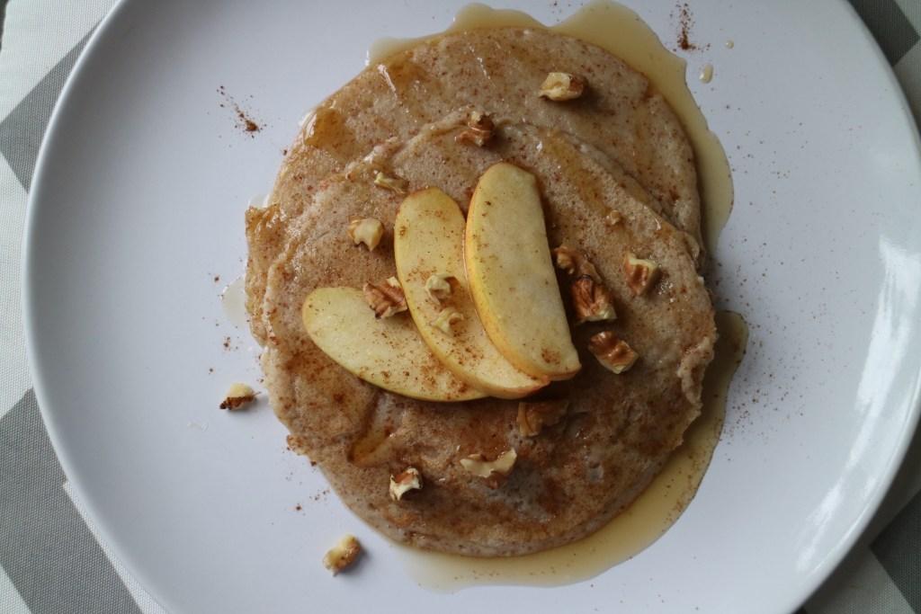 vegan & gluten-free rice pancakes recipe - edit seven