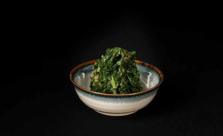 tora restaurant kale goma-ae recipe