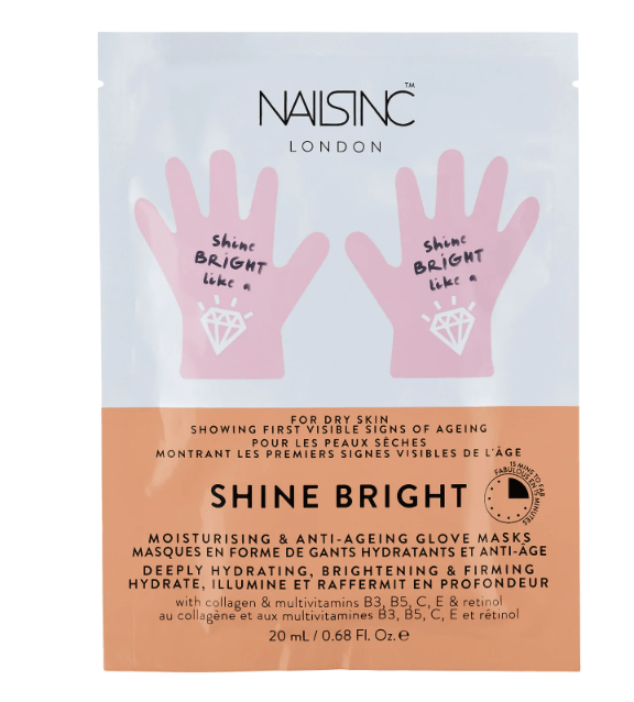 Best Hand Mask - Nails Inc Shine Bright