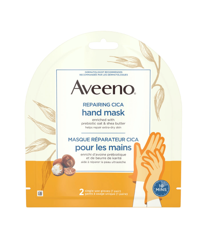 Best Drug Store hand mask - Aveeno hand mask review