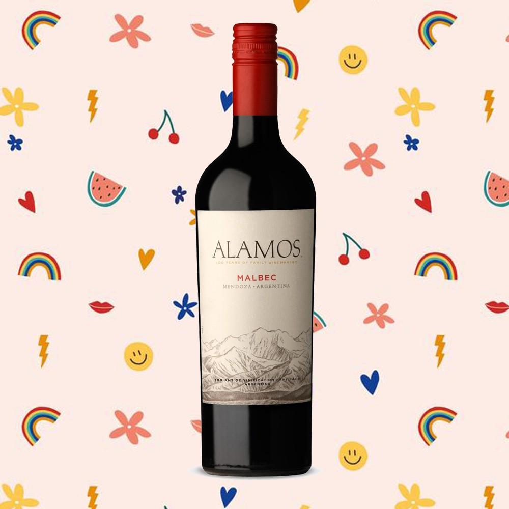 Argentina Wines - Alamos Malbec