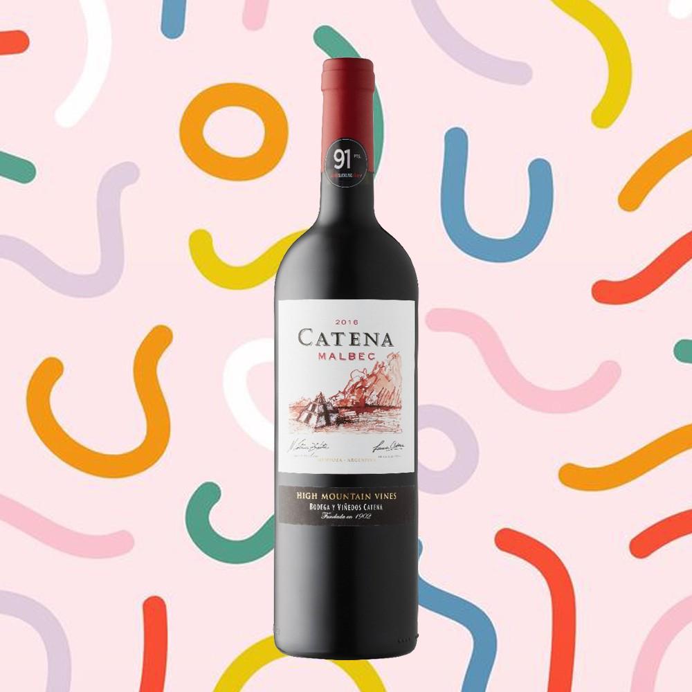 Argentina Wines - Catena Malbec