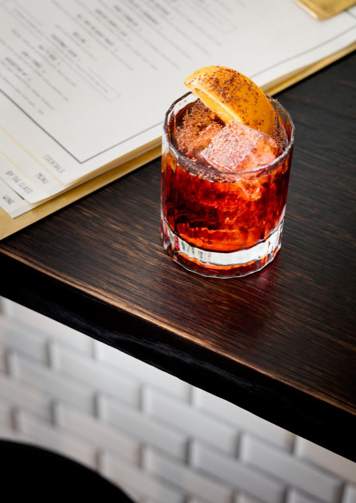 Dante NYC Chocolate Negroni Recipe