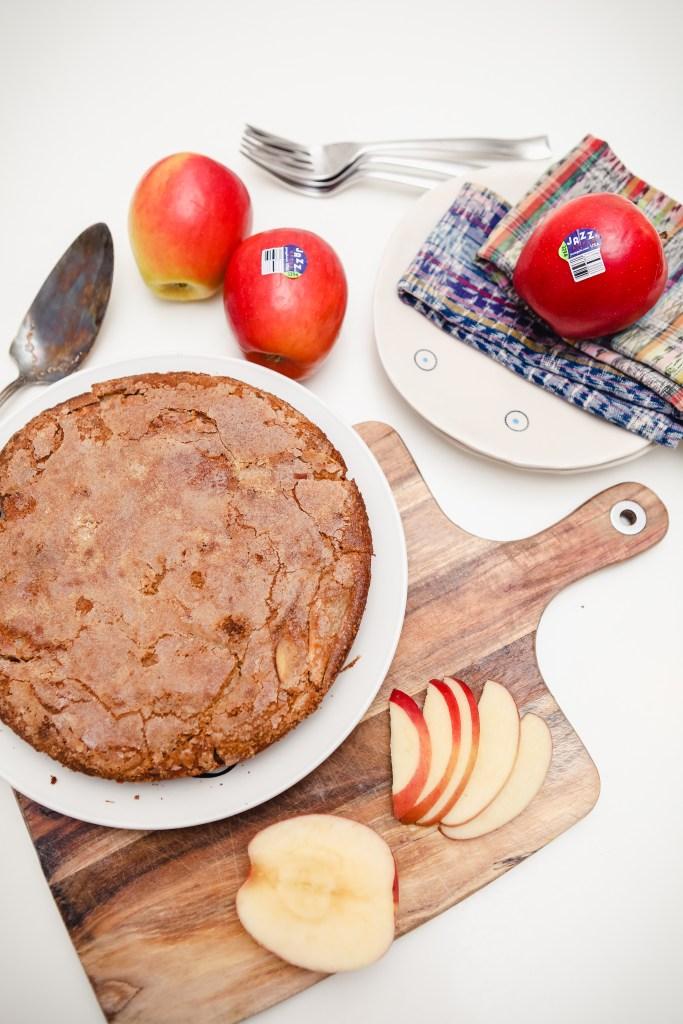 Italian Yogurt Cake Recipe - Jazz Apples Canada - Gracie Carroll