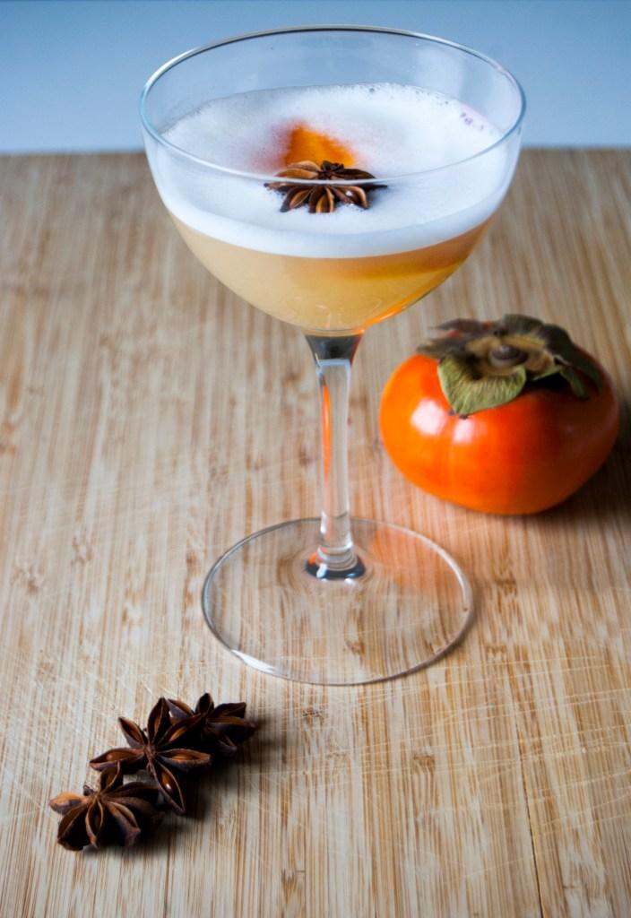 ginger fizz cocktail