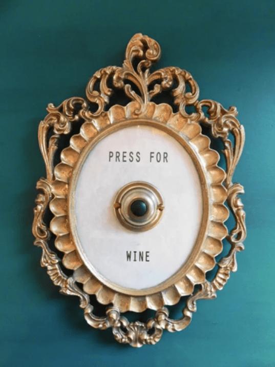 photo of press for wine decor