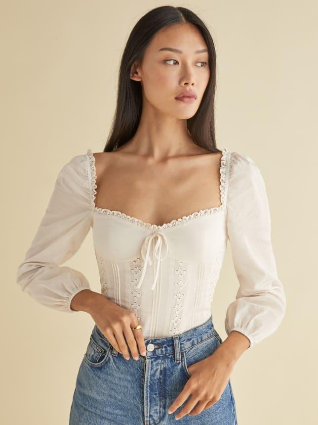 Bridgerton-inspired corset