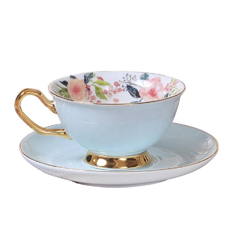 floral teacup from Etsy