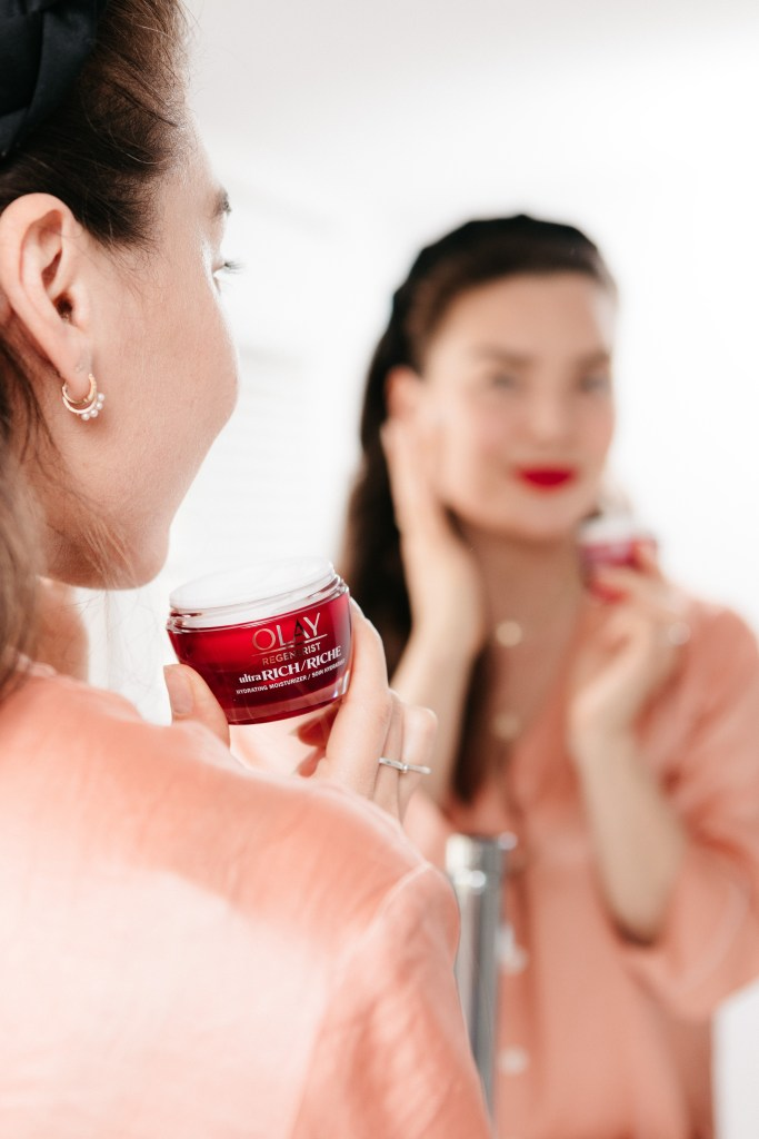 Olay ultra rich moisturizer review