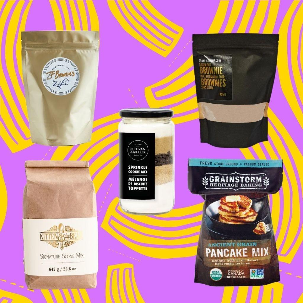 baking mixes featured image