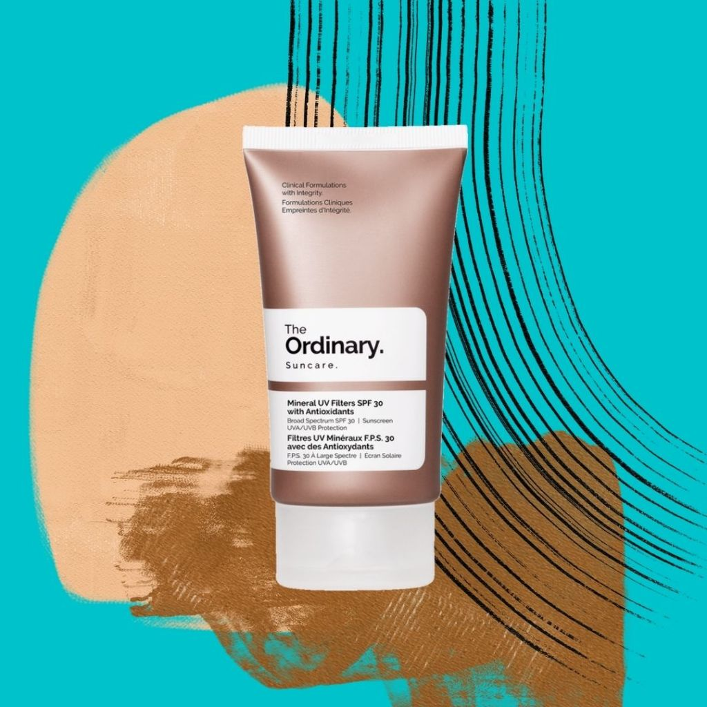 The Ordinary Mineral UV Filters