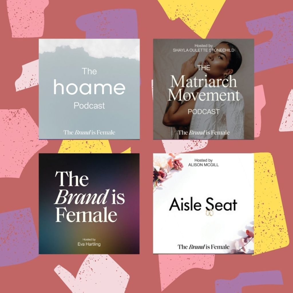 7 Podcasts By Female Changemakers To Listen To This Fall