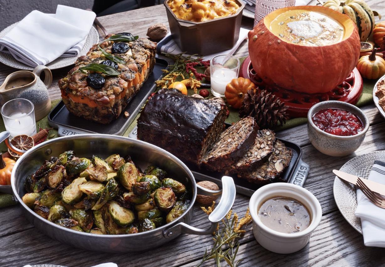 planta thanksgiving meal