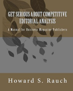 Books by Howard Rauch - Editorial Solutions