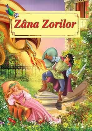 Zana Zorilor-Poveste ilustrata