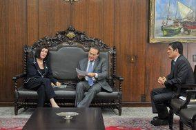 Renan-recebe-visita-da-diretora-geral-da-ANP