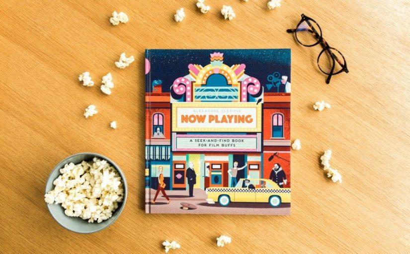 """""""Now playing"""" il libro dove cercare i dettagli nascosti dei tuoi registi preferiti"""