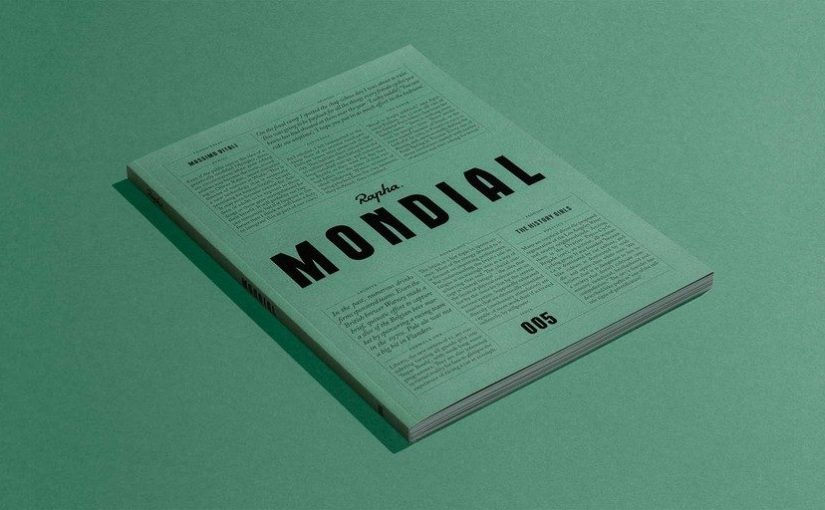 Mondial by Rapha: #5