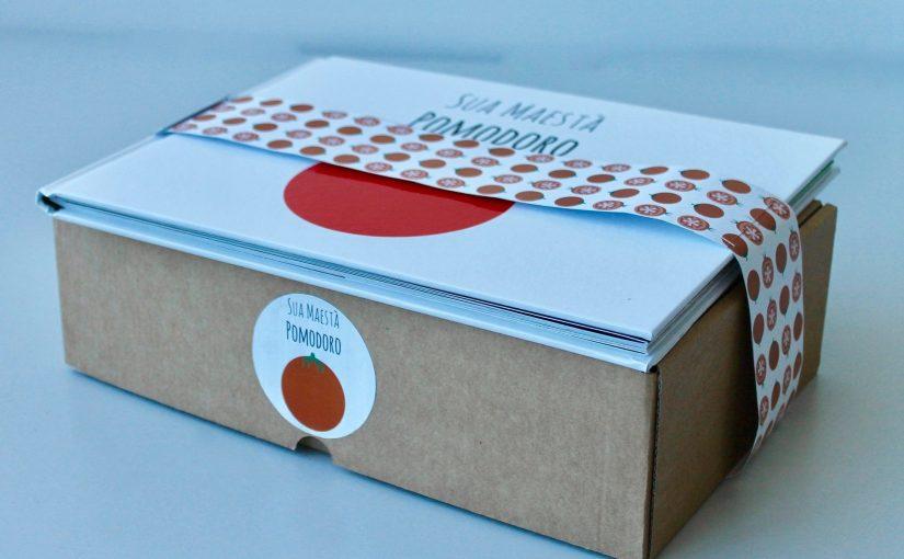 INDEPENDENT PRESS FAIR: Un libro ed una scatola degli attrezzi per conoscere il Re Pomodoro