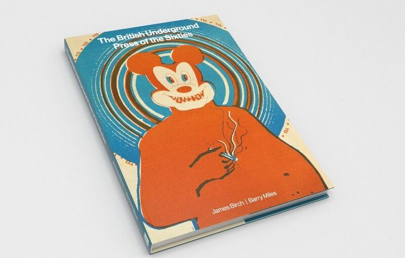 Una mostra ed un libro celebrano l'editoria underground inglese